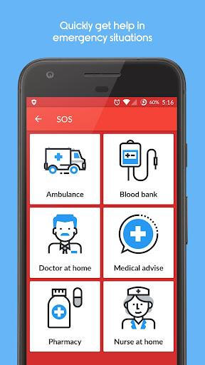 Find Doctors, Deals & Articles 4.3.5 screenshots 5
