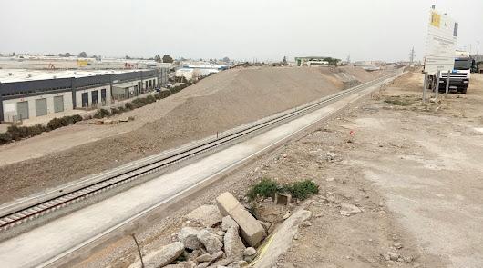 """Las obras de El Puche y Río Andarax están """"a punto de finalizar"""""""