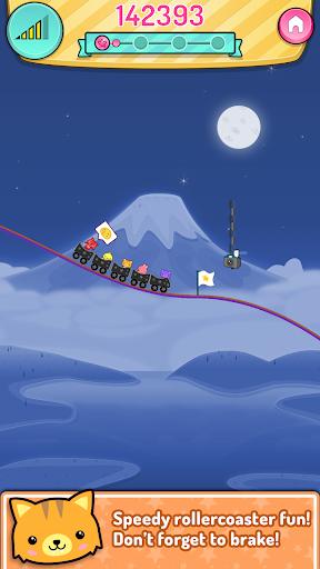 Crazy Coasters: Rainbow Road 5.0.0 screenshots 1