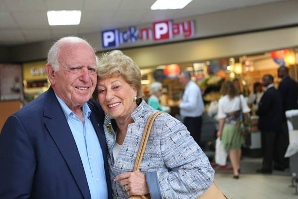 Role of business is to do good, Pick n Pay founder Raymond Ackerman says as he turns 90