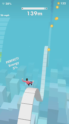 Flip Rush! Android App Screenshot