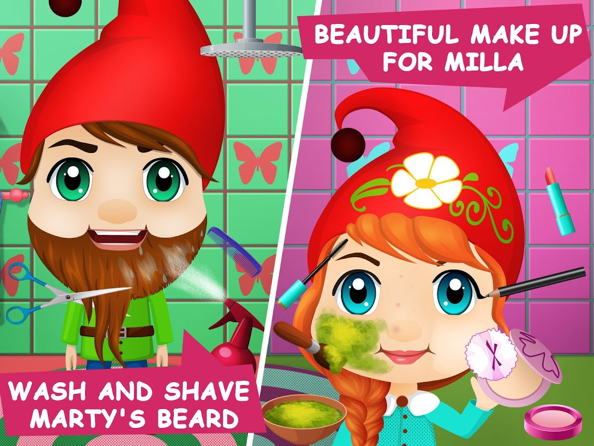 Sweet Little Dwarfs- screenshot