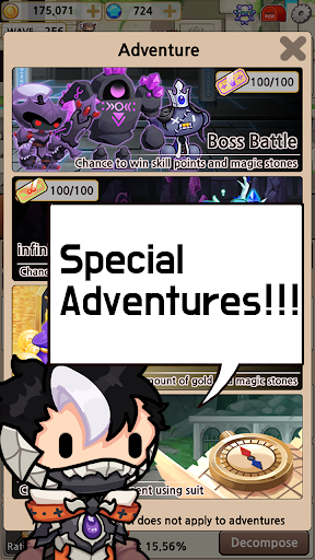 Assassin Lord : Idle RPG (Magic) android2mod screenshots 4