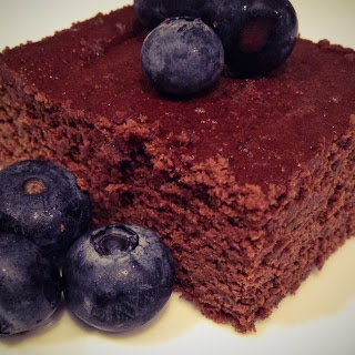 Grain Free Brownies.