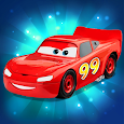 Merge Neon Car: Car Merger apk