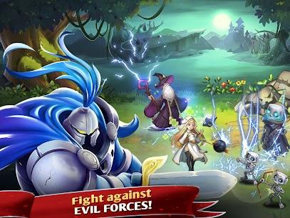 Tap Knights – Fantasy RPG Battle Clicker 1.0.0 7
