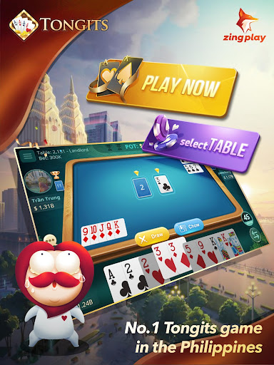 Tongits ZingPlay - Top 1 Free Card Game Online filehippodl screenshot 6