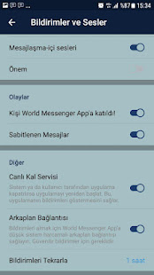 Download World Messenger App For PC Windows and Mac apk screenshot 6
