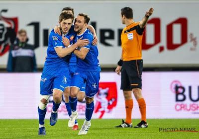 Na twee uitleenbeurten lijkt Giorgi Beridze klaar om te blijven bij AA Gent