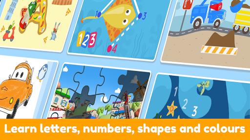 Car City World: Little Kids Play Watch TV & Learn 1.2.0 screenshots 4