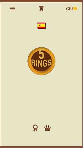 5 Golden Rings apktram screenshots 1