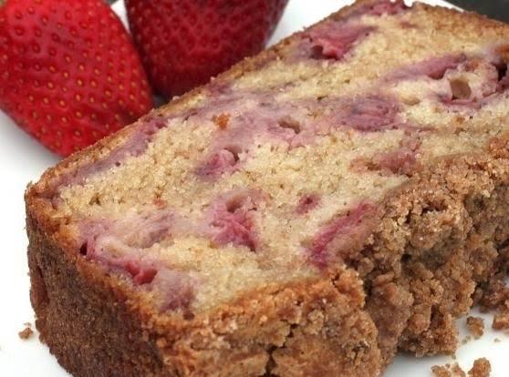 Easy Delicious Strawberry Bread