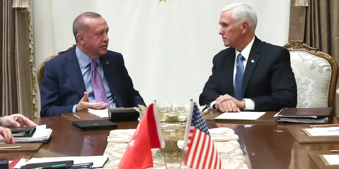 ¡¿Estados Unidos llega a un acuerdo con los turcos en Siria?!