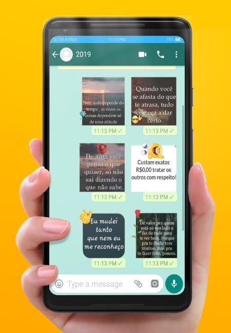 Frases Para Status 2019 Com Imagens Android Aplicaciones