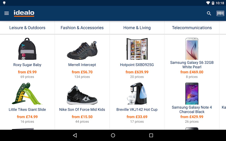 idealo Price Comparison - screenshot