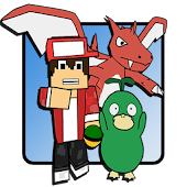 Exploration Block Craft: Pixelmon Battle mod