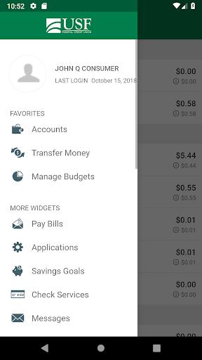 USF FCU Mobile Banking