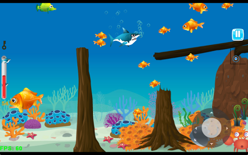 Shark Journey - Feed and Grow Fish Game filehippodl screenshot 17