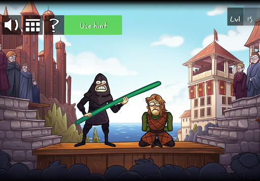 Troll Face Quest: Game of Trolls screenshot 4