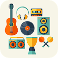 Musical images icon
