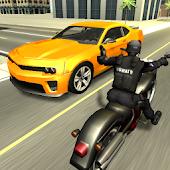 Police Moto Driver