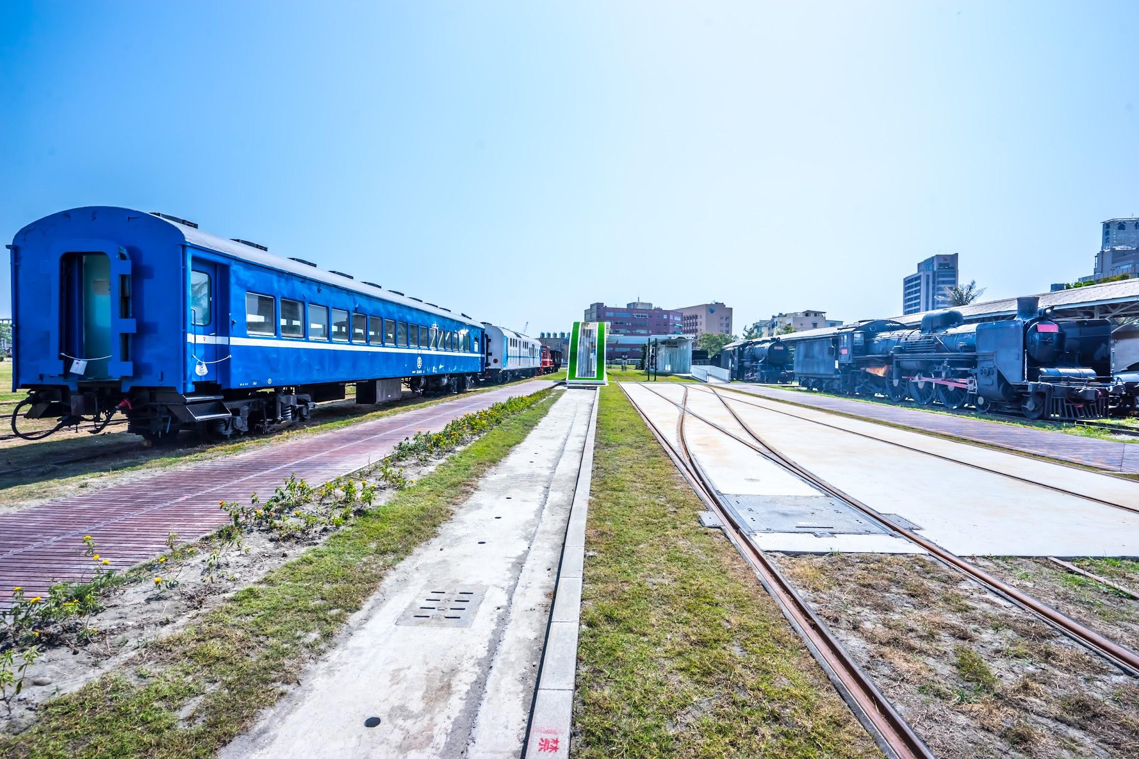 Kaohsiung Hamasen Railway Cultural Park3