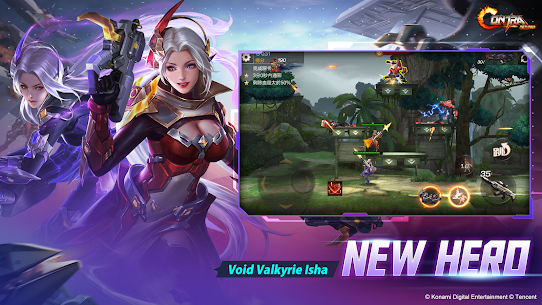 Garena Contra Returns 9
