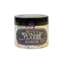 Prima Art Ingredients Metal Flakes 150ml - Sparkling