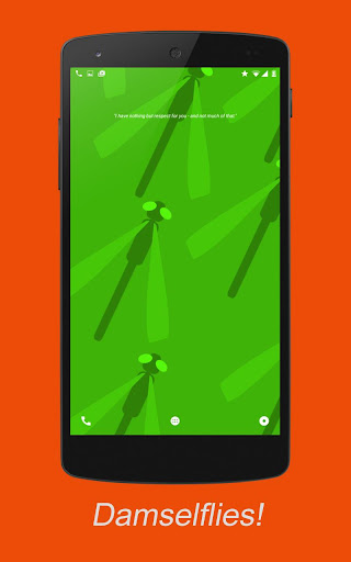 Damselfly - CM12 Theme screenshot 2