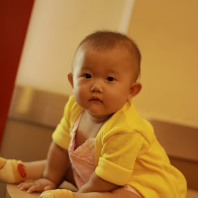 by Bobby Dozan - Babies & Children Toddlers ( child, babies, potrait, baby potrait, children, baby, cute )