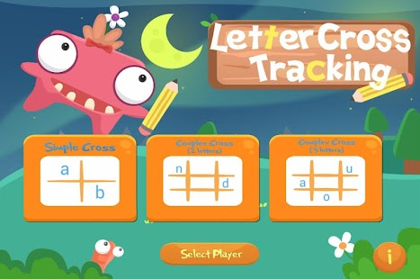 Letter Cross Tracking- screenshot thumbnail