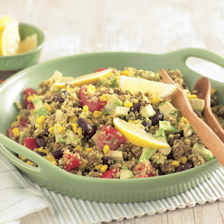 Spiced Beef Couscous Salad.