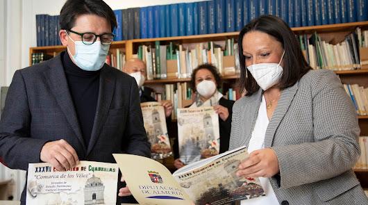Diputación se alía con Vélez Rubio para mantener la tradición de las Cuadrillas