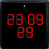 7 segment LED WatchFace