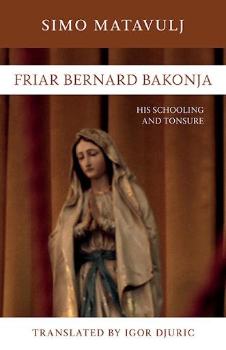 Friar Bernard Bakonja cover