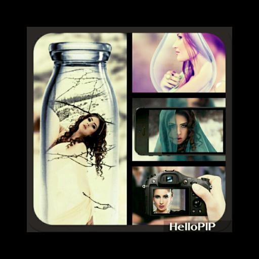 Hello PIP Photo Collage Editor
