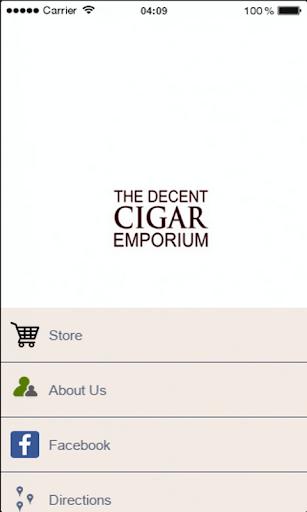 Decent Cigar