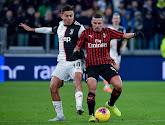 Ismaël Bennacer (AC Milan) est le meilleur dribbleur d'Europe