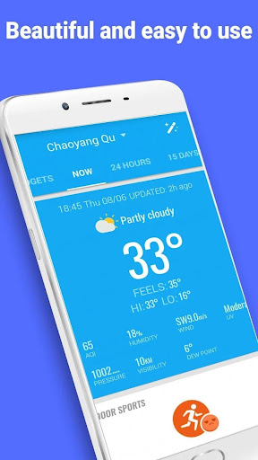 Amber Weather 3.8.7 screenshots 2
