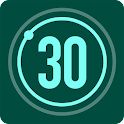30 Day Fit Challenge Workout icon