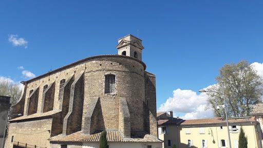 photo de église de Sorgues