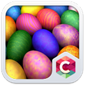 Unduh Easter Eggs Themes C Launcher Gratis