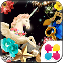 Unicorn Dream Wallpaper icon