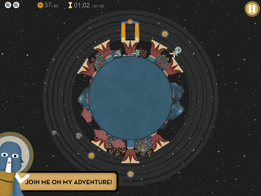 Astra screenshot