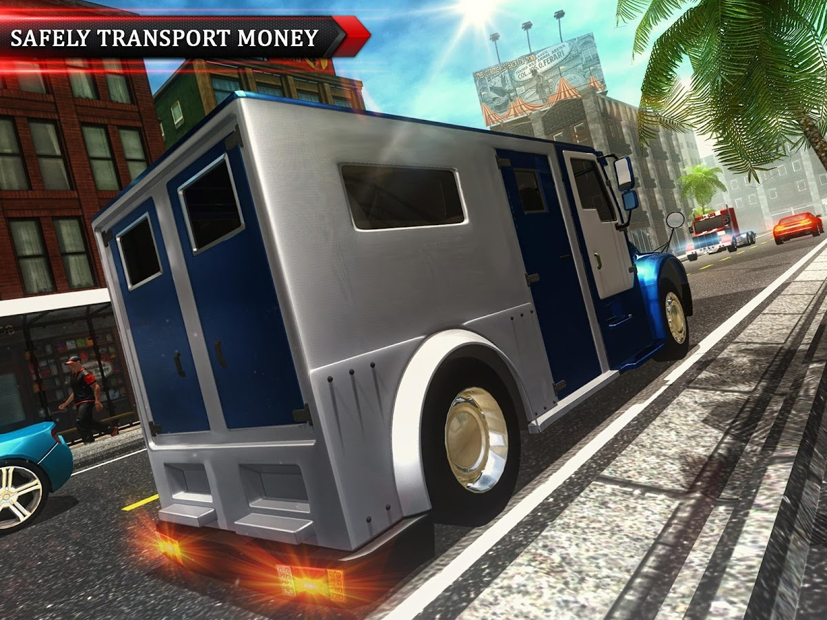 Bank Manager Cash Transport Truck - Android Apps on Google Play