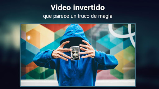 Película Invertida video magia screenshot 1