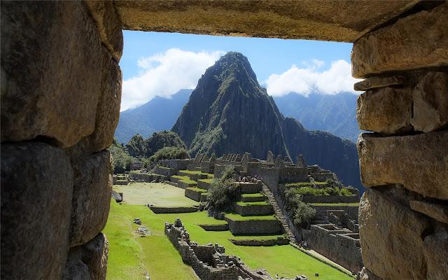 Machu Picchu Themes & New Tab