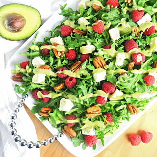 Low Calorie Avocado Dressing Recipes.