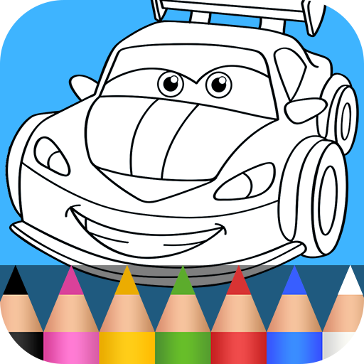 Cars Coloring Book Pages For Kids Apps On Google Play
