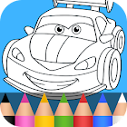 Cars Coloring Pages icon